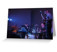 Animals As Leaders Greeting Card