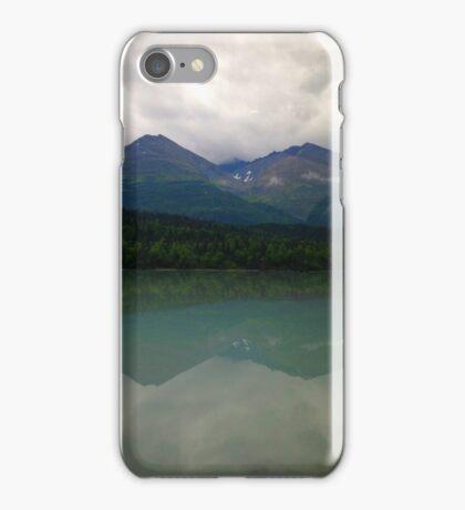 The Mountain's Mirror iPhone Case/Skin