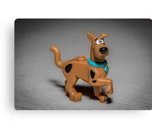 Scooby Doo Canvas Print
