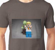 Zombie Chase Unisex T-Shirt
