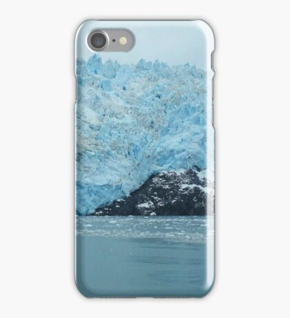 Kenai Fjords Tidal Glacier iPhone Case/Skin
