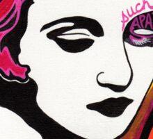 Tallulah Bankhead Sticker