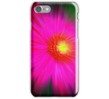 Exploding Flower iPhone Case/Skin