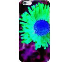 Photoshopped Flower 4 iPhone Case/Skin