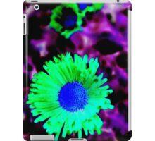 Photoshopped Flower 4 iPad Case/Skin