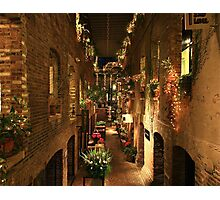 Old Market Passageway Photographic Print