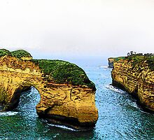 Great Ocean Views by Pam Amos