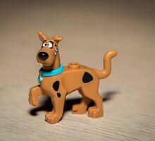 Scooby Doo  by garykaz