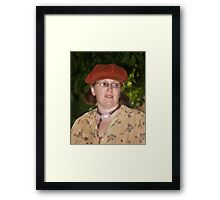 Mrs X Framed Print