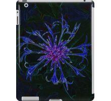Photoshopped Flower 5 iPad Case/Skin