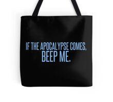 Beep me Tote Bag