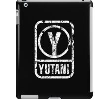 Yutani Corporation iPad Case/Skin