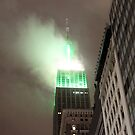 Empire State Building Sans Kong by SuddenJim