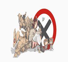 Jetplane Princess and Her Fairies, Kesiii And Bull-chan Unisex T-Shirt