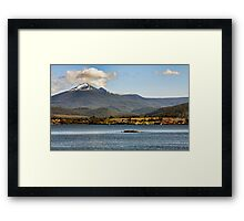 View at Dover II Framed Print