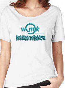 WMOK GRAPHIC DESIGNER Women's Relaxed Fit T-Shirt