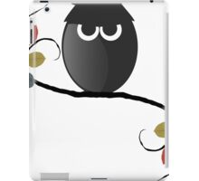 Halloween Owl iPad Case/Skin