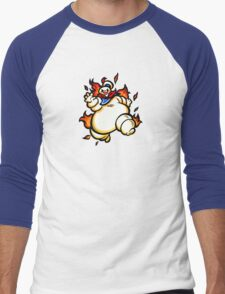 Stay Puft Men's Baseball ¾ T-Shirt