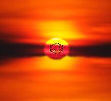 Swadhisthana ~ Sacral Chakra ~ Orange by Julia Harwood