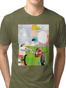 Do Not Read Tri-blend T-Shirt