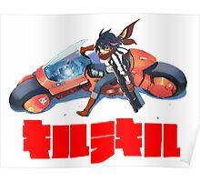 Kill la Akira Poster