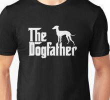 The Dogfather Italian Greyhound Dogs Unisex T-Shirt
