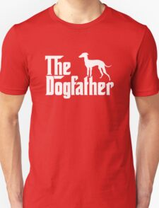 The Dogfather Italian Greyhound Dogs T-Shirt