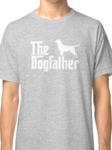 The Dogfather Labrador Retriever Dogs Classic T-Shirt