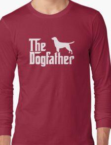 The Dogfather Labrador Retriever Dogs Long Sleeve T-Shirt