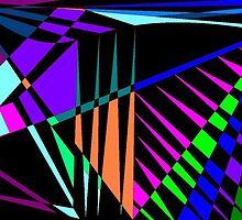 Exploding in Color by BingoStar