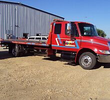 Tow Truck Dickinson ND by eastendautoinc
