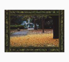A Carpet of Golden Leaves Kids Tee