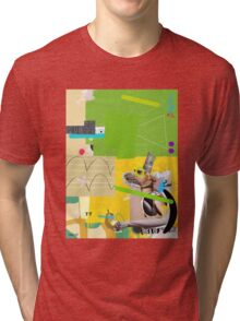 Random Picture Tri-blend T-Shirt