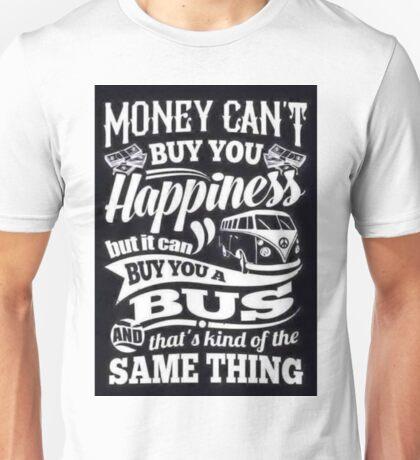 VW Happiness Unisex T-Shirt