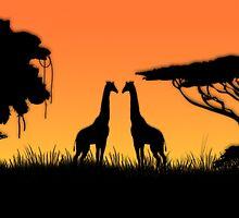 Africa by StrawberryB