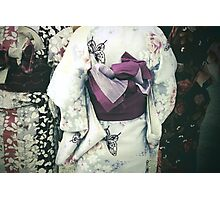 Three Kimonos Photographic Print
