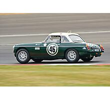 1963 MG B Photographic Print