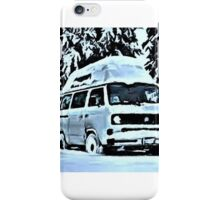 Snow Top iPhone Case/Skin