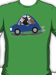 Dachswagon for boys T-Shirt
