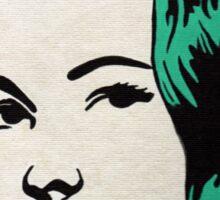 Veronica Lake Sticker