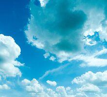 dramatic sky by mtkang
