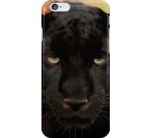 Cool Panther iPhone Case/Skin
