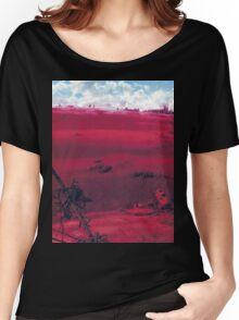 Neon Genesis Evangelion / End of Evangelion - Poster Women's Relaxed Fit T-Shirt