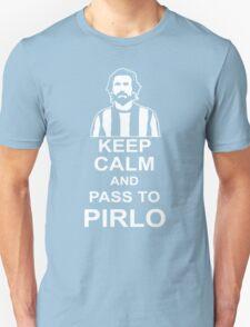 ANDREA PIRLO KEEP CALM Unisex T-Shirt