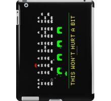 Space Invaders TWHAB iPad Case/Skin