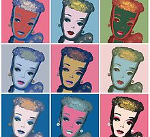 Warhol Barbie by VenusOak