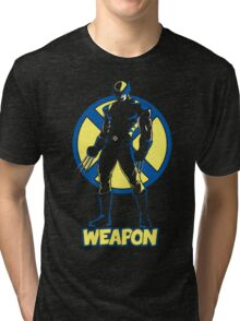 Weapon X Tri-blend T-Shirt