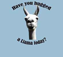 Llama  Womens T-Shirt