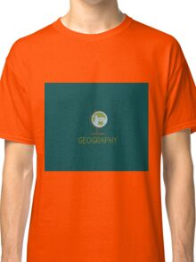 Geography Classic T-Shirt