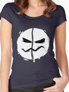 Da Kurlzz Hollywood Undead Women's Fitted Scoop T-Shirt